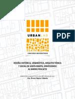 03_Resena Histórica_ Urbanística_ Arquitectónica y Social de Santa Marta - Arq. Álvaro Ospino