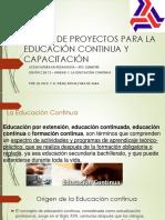 02 - La Educación Continua