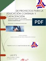 03 - La Educación Continua en Organismos Internacionales