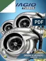 Catalogo de Aplicacoes Turbos Biagio
