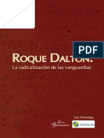 Roque Dalton La Radicalizacion de Las Vanguardias (1)