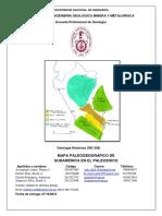Informe de Mapas Paleograficos en El Peru Final