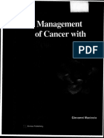 Management of CancerwithChineseMedicine