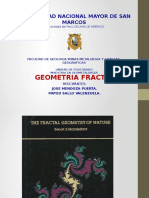 Expo. Geometria Fractal