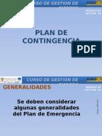 03 Leccion 2 - Plan de Contingencia