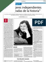 Clara Obligado