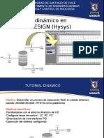 Dynamic Tutorial Hysys