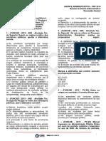 695 Anexos Aulas 44394 2014-04-26 PRF Nocoes de Direito Administrativo 042514 AGENTE ADM PRF DIR ADM AULA 02
