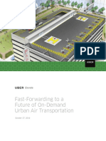 Uber Elevate/Flying Cars Paper