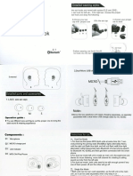 Truly Wireless Lancube HC-S0362 HC-S0362 Operation Book Wireless Headphones.pdf