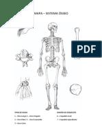 Mapa - Esqueleto