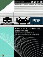 Arte e Jogos Digitais
