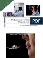 (5) Evaluación y Tratamiento de La Deglución en El