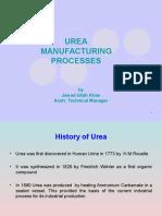 Urea Manufacturing
