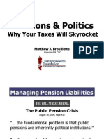 Pennsylvania Pensions and Politics