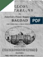 Bagdad Supper Club