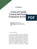 A Gramsci Italia