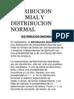 DISTRIBUCION BINOMIAL Y DISTRIBUCION NORMAL.docx