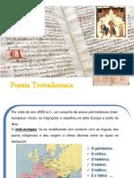 Literatur a Trovador Esca