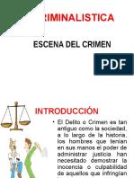 Escena Del Crimen I-1