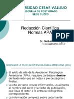 2.-Redacción Del Marco Teorico Normas Apa