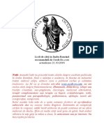 Listă de Cărți În Limba Română 21-10-2016 (Ocult-Ro)
