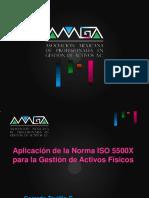 Aplicacion Norma ISO 5500X