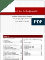 Trabalho final_Código de ética e disciplinas pra arquitetura e urbanismo