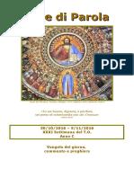 Sete di Parola - XXXI settimana C 2016.doc
