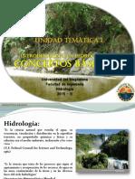 CONCEPTOS BASICOS HIDROLOGIA