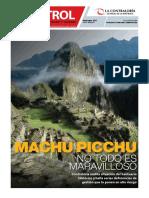 Machupicchu No Todo Es Maravilloso Articulo