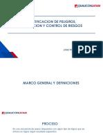IPERC 1.1 Marco General y Definiciones