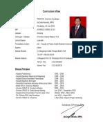 CV (Dr. Dodo Anondo,MPH)