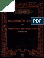 Ravenloft 5th Edition Guide