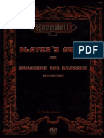 Ravenloft 5th Edition Guide