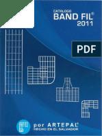 Catalogo Bandfil