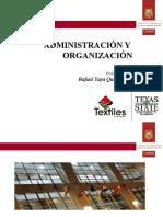 Sem. 3 PM 2014-I Estructura y Diseño Organizacional (Apéndice 2b)