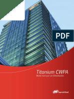 Catalogo Comercial CWPA(CW SLB001B PT)