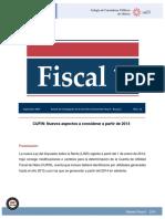 Boletin Fiscal 1 Bosques 1CUFIN 2014
