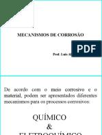 004-Mecanismos de Corrosão