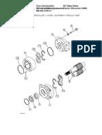 Equipment Hydraulic Pump- Lb