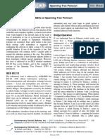 Resumen Protocolo STP