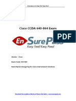 Latest-Cisco-EnsurePass-640-864-Dumps-PDF.pdf
