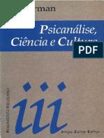 Joel Birman - Psicanálise, Ciência e Cultura.pdf