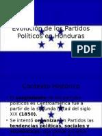 Partidos Politicos HONDURAS (1)