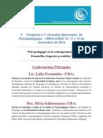 Congreso Psicopedagogía - Argentina