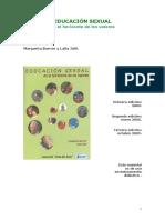 EDUCACIÓN SEXUAL en El Horizonte de Los Valores