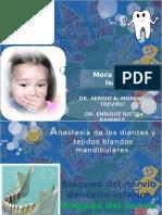 Anestesia Local Para El Niño y El Adolescente y Extracciones MODULO
