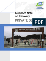Guidance Note on Recovery-Private Sector