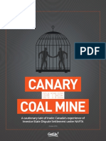 1931 Canary in the Coal Mine Summary